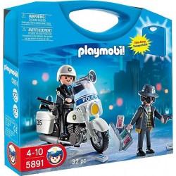 Playmobil Meeneemkoffer Politie
