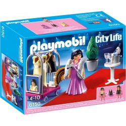 PLAYMOBIL City Life Ster op rode loper