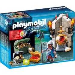 Playmobil Bewaker van de koningsschat