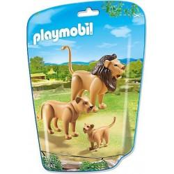 Playmobil Leeuwenfamilie