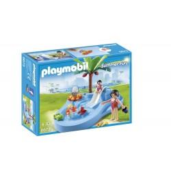 Playmobil Kinderbad met glijbaan