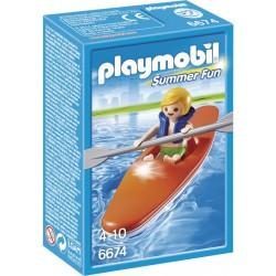 Playmobil Kinderkajak