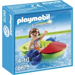 Playmobil Waterfiets