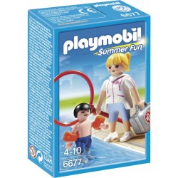 Playmobil Badmeester