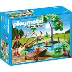 Playmobil Visvijver