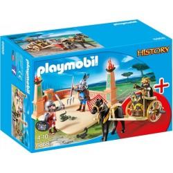 Playmobil History: Start Gladiator