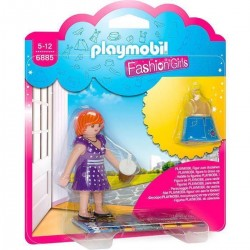 Playmobil Fashion Girl - Stad