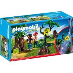 Playmobil Nachtdropping met UV-lamp