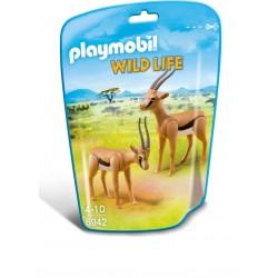 PLAYMOBIL Wild Life Gazellen
