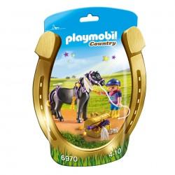 PLAYMOBIL Country Pony om te versieren Ster
