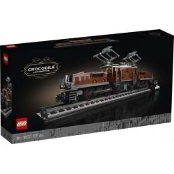 LEGO Creator Expert Krokodil Locomotief