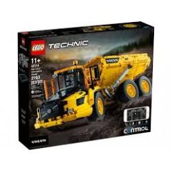 LEGO Technic Volvo 6x6 Truck met Kieptrailer