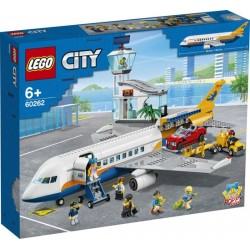 LEGO City Passagiersvliegtuig