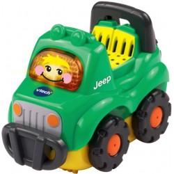 VTech Toet Toet Auto's Jimmy Jeep en Aanhanger