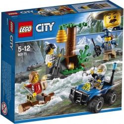 LEGO City Bergpolitie Bergachtervolging