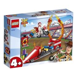 LEGO Toy Story 4 Graaf Kaboems Stuntshow
