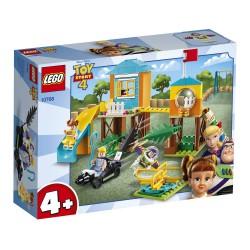 LEGO Toy Story 4 Speeltuinavontuur van Buzz en Bo Peep
