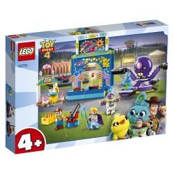 LEGO Toy Story 4 Kermismania van Buzz en Woody