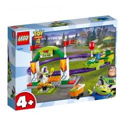 LEGO Toy Story 4 Kermis Achtbaan