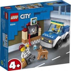 LEGO City 4+ Politie Hondenpatrouille