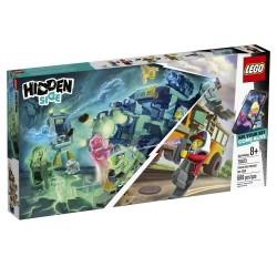 LEGO Hidden Side Paranormale Interceptiebus 3000