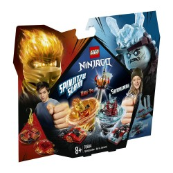 LEGO NINJAGO Spinjitzu Slam Kai vs. Samoerai