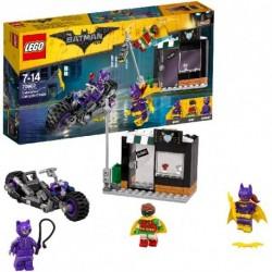 LEGO Batman Movie Catwoman Catcycle Achtervolging