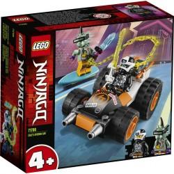 LEGO NINJAGO 4+ Cole s Speederwagen