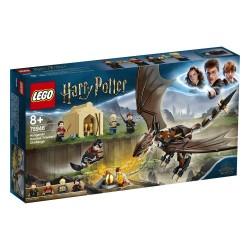 LEGO Harry Potter Hongaarse Hoornstaart Toverschool Toernooi