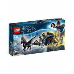 LEGO Harry Potter Fantastic Beasts Grindelwald s Ontsnapping