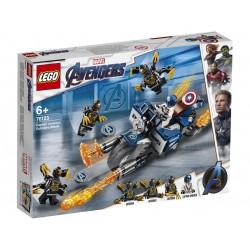 LEGO Marvel - Avengers Aanval van de Outriders -76123