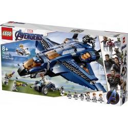 LEGO Marvel - Ultimativer Avengers-Quinjet- 76126