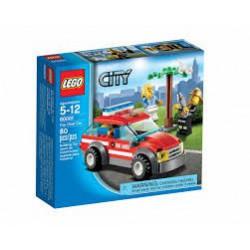 LEGO City Brandweercommandant
