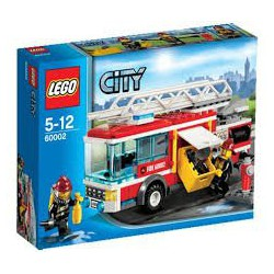 LEGO City Brandweertruck