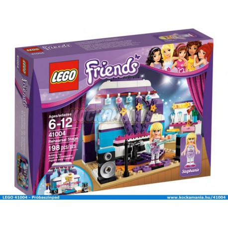 LEGO Friends Oefenzaal