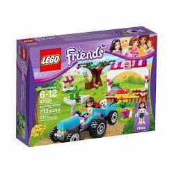 LEGO Friends Sunshine oogst