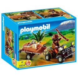 PLAYMOBIL Safari Quad