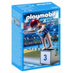Playmobil Sports&Action Zwemkampioene