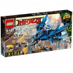 LEGO NINJAGO Movie Bliksemstraaljager