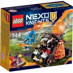 LEGO Nexo Knights Chaos Katapult