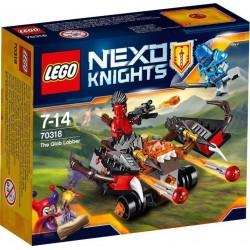 LEGO Nexo Knights De Globwerper