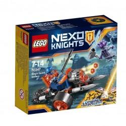 LEGO Nexo Knights Artillerie van de Koninklijke Garde