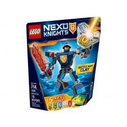 LEGO Nexo Knights Strijdharnas Clay