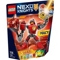 LEGO Nexo Knights Strijdharnas Macy
