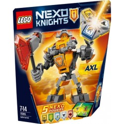 LEGO Nexo Knights Strijdharnas Axl