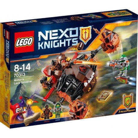 LEGO Nexo Knights Moltor's Lavabeuker