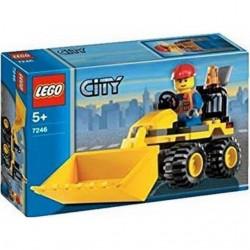 LEGO City mini graafmachine