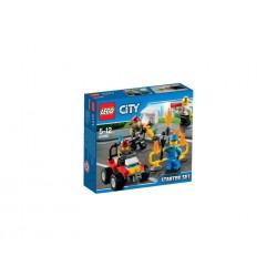 LEGO City Brandweer Startset