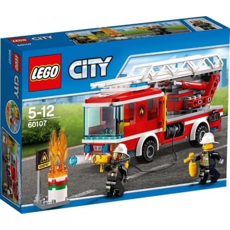 LEGO City Brandweer Ladderwagen