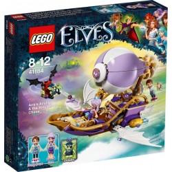 LEGO Elves Aira's Luchtschip & de Jacht op het Amulet